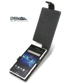 Xperia acro HD SO-03D/IS12S 用 ケース PDAIR レザーケース for Xperia acro HD SO-03D/IS12S 縦開きタイプ