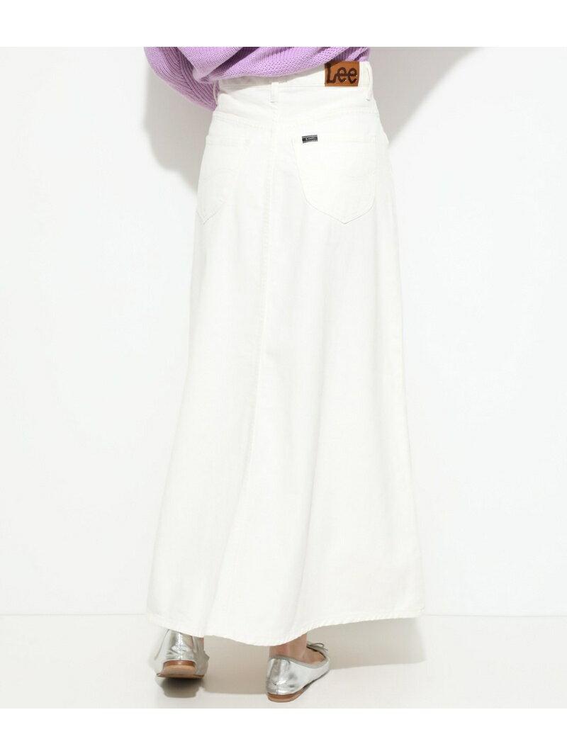 [Rakuten BRAND AVENUE]【泉里香さん着用】【Lee×ViS】デニムマキシスカート ビス スカート【送料無料】