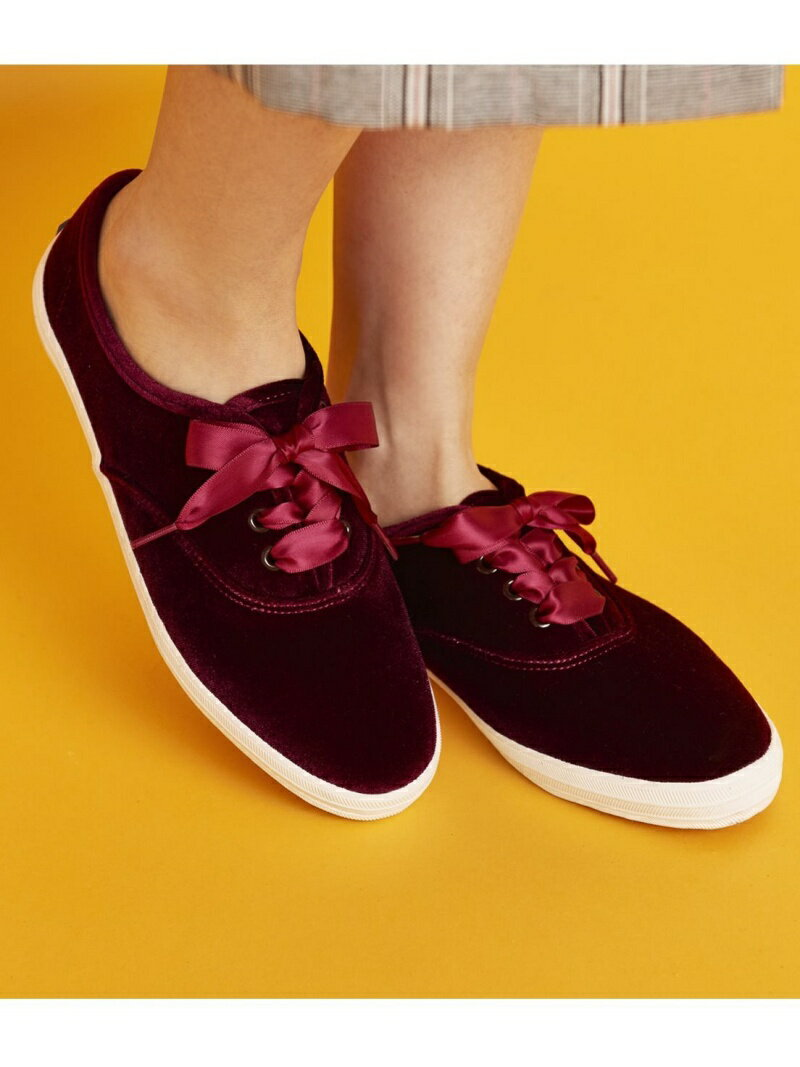 【SALE/60%OFF】Juze 【Keds×Juze】【2WAY】champion oxfordスニーカー ビス シューズ【RBA_S】【RBA_E】
