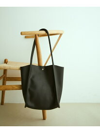 【A4対応】軽くて柔らかい.シンプルソフトフェイクレザートートバッグ ViS ビス バッグ トートバッグ ブラック ホワイト ベージュ グリーン[Rakuten Fashion]
