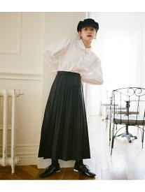 [Rakuten Fashion]【SALE/10%OFF】【高橋愛×ViS】エコレザーピンタックフレアスカート ViS ビス スカート スカートその他 ブラック ブラウン【RBA_E】【送料無料】