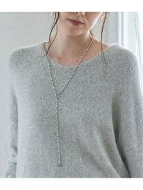 [Rakuten Fashion]ボールチェーンデザインネックレス ViS ビス アクセサリー ネックレス シルバー ゴールド