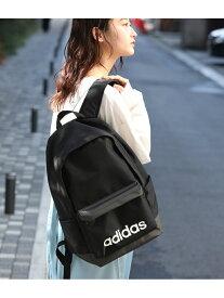 [Rakuten BRAND AVENUE]【SALE/40%OFF】【adidas】リニアロゴバックパック ViS ビス バッグ【RBA_S】【RBA_E】