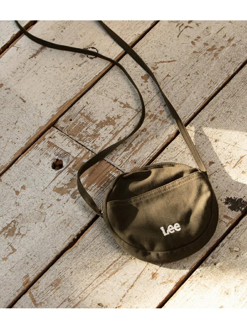 [Rakuten BRAND AVENUE]【泉里香さん着用】【Lee×ViS】 ラウンドポシェット ビス バッグ