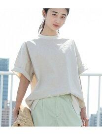 [Rakuten Fashion]【SALE/50%OFF】【WEB限定】綿麻オーバーサイズプルオーバー ViS ビス カットソー カットソーその他 ブラック ホワイト ブラウン ブルー【RBA_E】