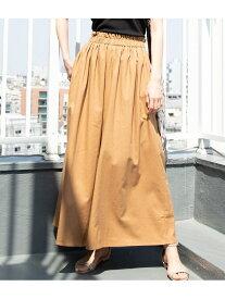 [Rakuten Fashion]【SALE/50%OFF】【WEB限定】綿麻ワイドパンツ ViS ビス パンツ/ジーンズ パンツその他 ブラウン ブラック ホワイト ブルー【RBA_E】