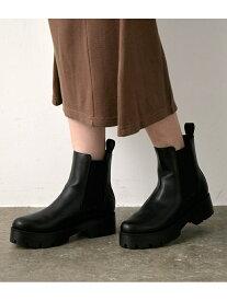 [Rakuten Fashion]【SALE/10%OFF】厚底サイドゴアブーツ Juze ビス シューズ ショートブーツ/ブーティー ブラック【RBA_E】【先行予約】*【送料無料】