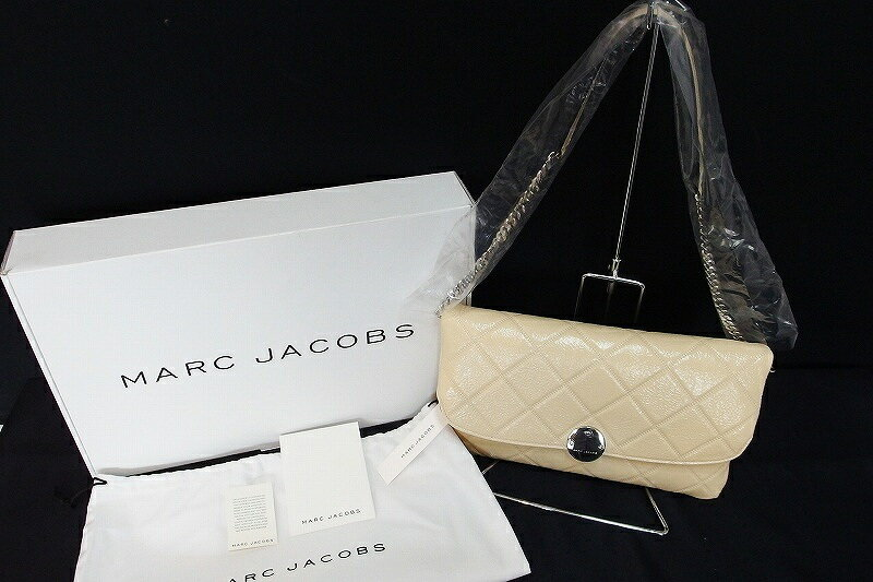 MARC JACOBS(マークジェイコブス) チェーンショルダー クラッチバッグ【中古】