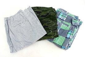 クレイジーエイトCRAZY8 ハーフパンツ 子供服 3点セット 14・150程度 柄・プリント