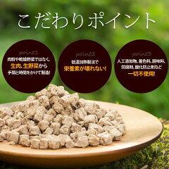 無添加国産オリジナルドッグフードイー・ディアー【鹿肉】お徳用[5kg](1kg×5袋)ドライフード(子犬〜老犬)/dogvisions