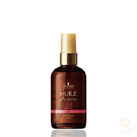 [送料無料]シュワルツコフ ユイルアローム オイル ラブ 100ml (schwarzkopf huile arome oil 100%自然由来 ヘアケア カラーダメージケア 褪色抑制 うるおい 色感 ツヤ髪 透明感 美容室)