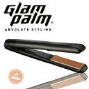 [送料無料]ポイント4倍☆グランパーム ストレートアイロン Glam Palm GP201CL (正規品 アイロン ストレート ウェーブ …