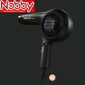 ノビー NB3100 マイナスイオン ドライヤー ブラック