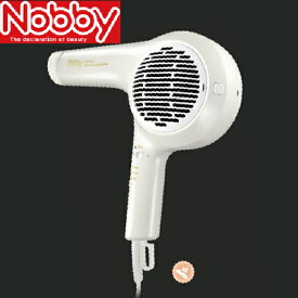 ノビー NB3100 マイナスイオン ドライヤー ホワイト