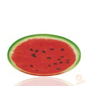 フルーツプレート ≪すいか≫ (FRUIT PLATE watermelon 輪切り 果物 インスタ映え 夏 盛り合わせ 皿)