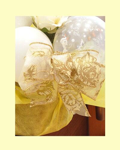 ウェディングアニバーサリーバルーンアレンジ結婚式バルーン電報おしゃれな祝電
