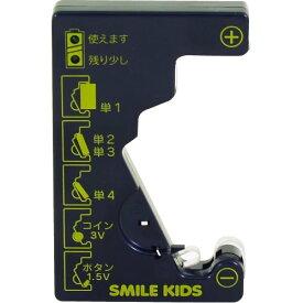 電池の残量チェッカー リチウム電池 乾電池 ボタン電池 コイン電池が測れる電池チェッカー ADC-10【クリックポスト】メール便【送料無料】【smtb-TD】【saitama】