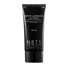 メンズ基礎化粧品 NOTS 28REMEDY ホワイトルミネール CCクリーム フォーメン WL-01