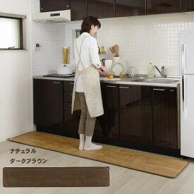 ホットキッチンマット 電気 温熱 防水 拭ける 抗菌 防カビ すべり止め加工 SB-KM240【送料無料】【smtb-TD】【saitama】
