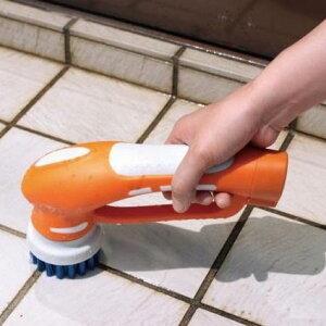 コードレス電動掃除用ブラシ 電動ポリッシャー 洗車 風呂掃除 パワフルハンディポリッシャー AY-2028【送料無料】【smtb-TD】【saitama】