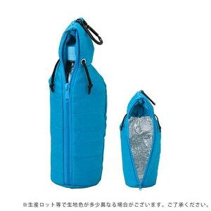 セトクラフト ペットボトルホルダー 寝袋 ブルー SF-3854-BL-160