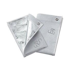 アルミ断熱・遮光カーテン(2枚組み) WJ-555 暖房効率 冷房効率 目隠しシート 日よけ