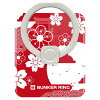 BUNKERRING(R)スマホリングバンカーリングEdgeJP/RedBKREG-JPRD302メール便【送料無料】【smtb-TD】【saitama】