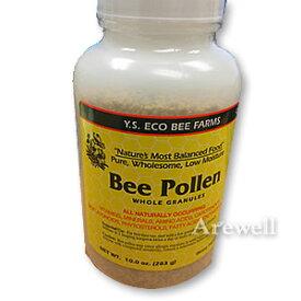 ビーポーレン(蜂食用花粉)グラニュール 454g(16oz)全顆粒★ミツバチが集めた栄養素がたっぷり♪花粉の季節や、健康維持に♪【お徳用】ビーポーレン(蜂花粉)グラニュール 454g(16oz)全顆粒