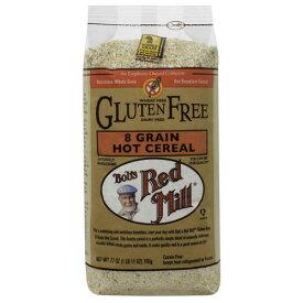 小麦の入っていない無添加 八穀ホットシリアル 765g ホールグレイン 大麦たっぷりシリアル Bob's Red Mill社(ボブズレッドミル)スーパーパワーを秘めた全粒穀物を8種類 無添加シリアルに腸内フローラを元気に!ビーガンやベジタリアンの方におすすめ