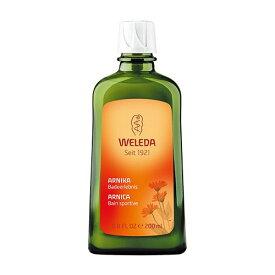 ヴェレダ(WELEDA) アルニカバスミルク 200mlアルニカ、ローズマリー、ラベンダーなどのハーブをブレンドしたバスミルク。爽やかな香りで心いきいき。スポーツや仕事のあとの気分転換におすすめのバスオイル(入浴剤)