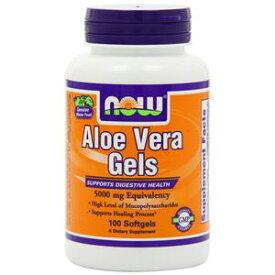 200倍濃縮アロエベラ5000mg 100ソフトジェル濃縮Aloe Veraエキス使用3粒でアロエベラ15000mg分の栄養が摂れる!アロエベラジュースを飲むならサプリで!アロエベラのことなら海外サプリ直販店アーウェルnow foods(ナウフーズ社)