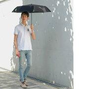 日傘折りたたみ完全遮光55cm【遮光率100%・UV遮蔽率99.9%以上】《晴雨兼用日傘》大きいサイズUVカットレディースメンズユニセックス木持ち手無地雨傘ワイド折りたたみ傘[遮光100%/超遮熱/涼しい/軽い310g]梅雨紫外線対策マスク日焼け対策vnsz-586z
