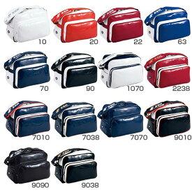 36L エスエスケイ野球 SSK メンズ レディース エナメル ショルダーバッグ 肩掛け 鞄 野球 斜めがけ 学生 学校 通学 通勤 部活 BA8000