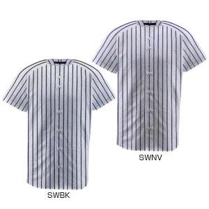 【送料無料】 デサント DESCENTE ジュニア キッズ 野球ウェア ベーズボール ユニフォームシャツ JDB-6000