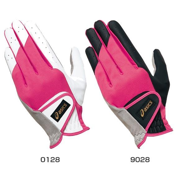 アシックス asics レディース スポーツ用具 パークゴルフ 手袋 グローブ ハイパーグリップグローブレディス GGP505