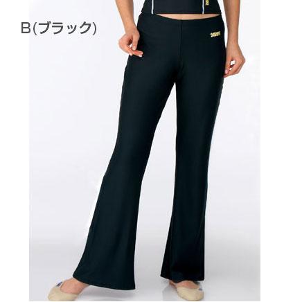 ササキ SASAKI レディース ジャージ 新体操 ロングパンツ 長ズボン ブーツカットパンツ SG123