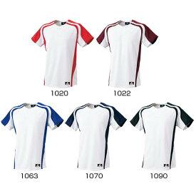 エスエスケイ野球 SSK メンズ レディース 野球ウェア 1ボタンプレゲームシャツ BW0906