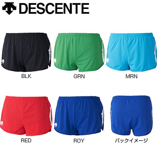 デサント DESCENTE メンズ ジョギング マラソン ランニング ウェア 短パン ショートパンツ DRN-6701P
