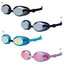 ミズノ Mizuno メンズ レディース ジュニア FINA承認済 スイミングゴーグル クッションタイプ 水泳ゴーグル N3JE6021