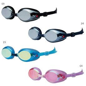【送料無料】 ミズノ Mizuno メンズ レディース ジュニア FINA承認済 スイミングゴーグル クッションタイプ 水泳ゴーグル N3JE6021