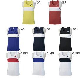 アシックス メンズ ジュニア MSランニングシャツ 半袖Tシャツ 陸上 ジョギング 送料無料 asics XT1039