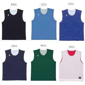 コンバース CONVERSE メンズ リバーシブルノースリーブ バスケットボールウェア ゲームシャツ CB24730