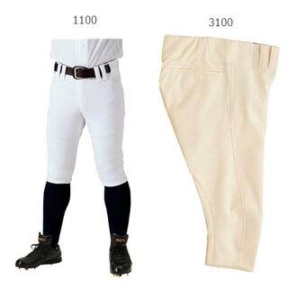 Z baseball ZETT men baseball wear pro status uniform short pants long underwear pants bottoms BU518CP