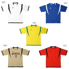 フィンタ FINTA メンズ ゲームシャツ サッカーウェア フットサルウェア 半袖Tシャツ FT5024