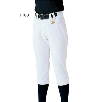 Arrival at Z baseball ZETT lady's soft uniform underwear baseball wear bottoms exercise BUL304A