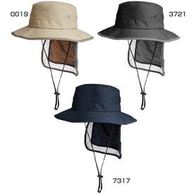 【送料無料】 ミレー MILLET メンズ レディース ロングディスタンスハット LONG DISTANCE HAT 帽子 日焼け 紫外線対策 軽量 速乾 MIV01415