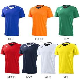 【送料無料】 アンブロ UMBRO ジュニア キッズ 半袖 ゲームシャツ サッカーウェア フットサルウェア UAS6700J