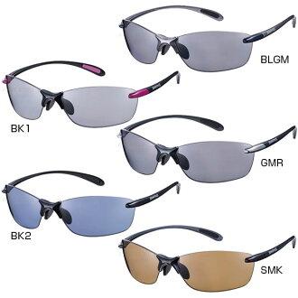 沒有天鵝SWANS人分歧D空氣的葉合身Airless Leaffit偏光鏡片型號太陽眼鏡高爾夫球騎自行車跑步運動