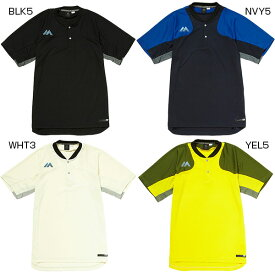 【送料無料】 マジェスティック Majestic メンズ オーセンティック テック 2ボタン トレーニング ティー 半袖Tシャツ 野球ウェア スポーツウェア XM01 0023