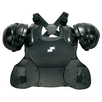 供Ss Pharmaceutical K棒球SSK人分歧D審判使用的內部的防護具棒球用品盔甲裁判員UPKP700